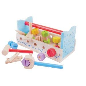 Établi boîte à outils (réversible)