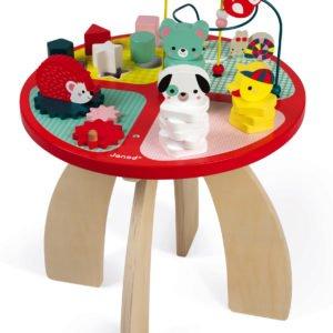 Table d'activités Forêt
