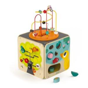 Cube d'activités – Maxi Looping