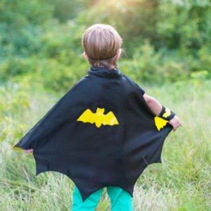 Cape Batman et ses accessoires