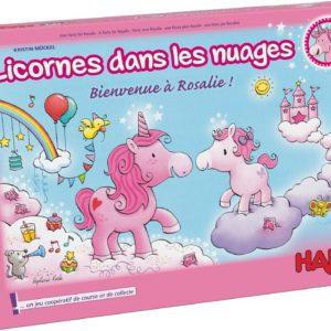 Licornes dans les nuages – Bienvenue à Rosalie