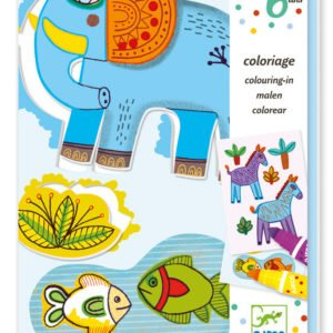 Coloriage Zoo Zoo