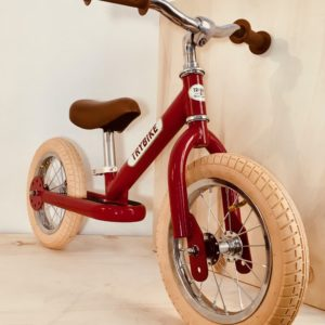 Trybike : Draisienne et/ou tricycle