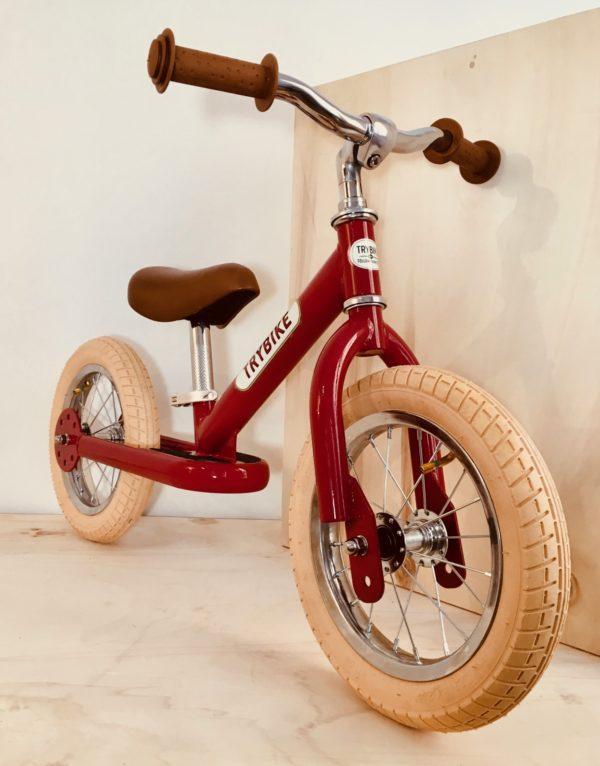 Trybike draisienne rouge vintage