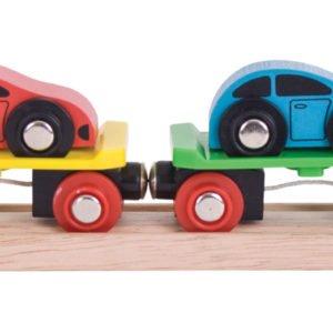Train de voitures