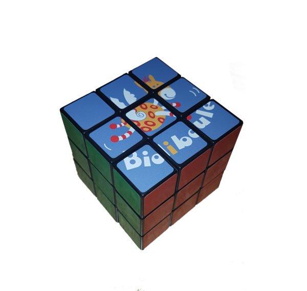 Rubik's Cube Bidiboule