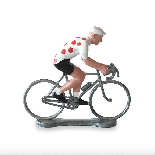 cycliste pois