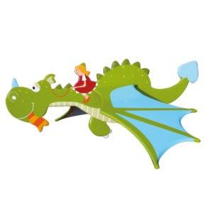 Mobile volant Humphrey le Dragon