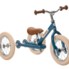 Trybike 3 roues bleu vintage