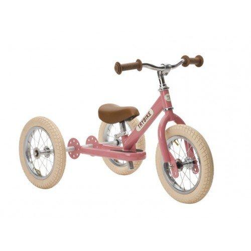 draisienTrybike 3 roues rose vintagene 3 roues rose