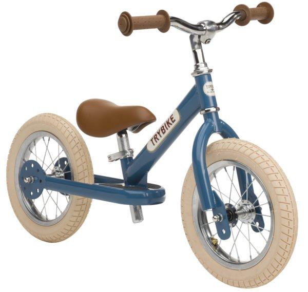 Trybike draisienne bleu vintage
